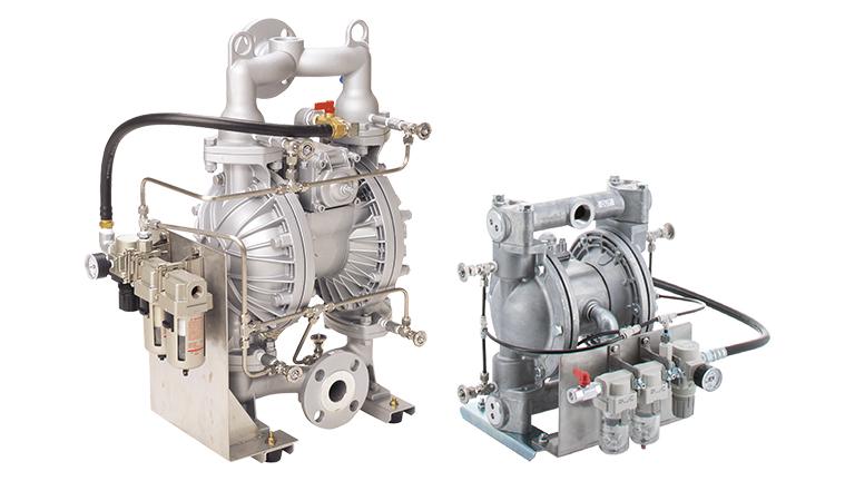 powder-transfer-pump